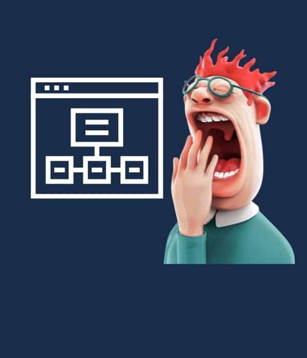 תיק עבודות ל-UI/UX לא צריך להיות wireframes